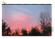 Sunset Cross Carry-all Pouch