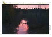 Sunset Deer Carry-all Pouch