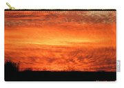 Sunset Detail  Carry-all Pouch