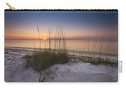 Sunset Dunes Carry-all Pouch by Debra and Dave Vanderlaan