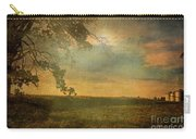 Sunset Farmland Carry-all Pouch