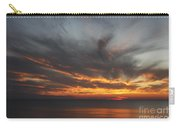 Sunset Fiery Sky Carry-all Pouch