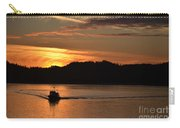 Sunset Fishing Carry-all Pouch