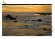 Sunset From Damon Point Carry-all Pouch
