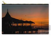 Sunset From Pelican Pier Carry-all Pouch