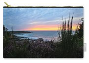 Sunset Garden View Carry-all Pouch