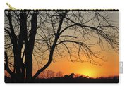 Sunset Glow Toms River New Jersey Carry-all Pouch