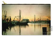 Sunset Harbor Glow Carry-all Pouch
