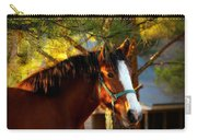 Sunset Horse Carry-all Pouch