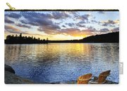 Sunset In Algonquin Park Carry-all Pouch