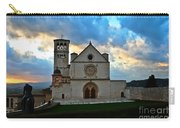 Sunset In Assisi Carry-all Pouch