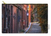 Sunset In Beacon Hill Carry-all Pouch