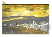 Sunset In Benidorm Carry-all Pouch