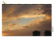 Sunset In California Carry-all Pouch