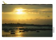 Sunset In Camargue - France Carry-all Pouch