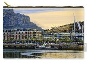Sunset In Cape Town Carry-all Pouch