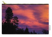 Sunset In Colorado Carry-all Pouch