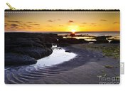 Sunset In Iceland Carry-all Pouch