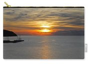 Sunset In Koper Carry-all Pouch