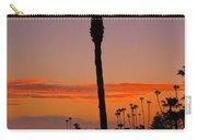Sunset In Laguna Beach Carry-all Pouch