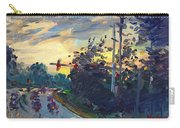 Sunset In Military Highway Norfolk Va Carry-all Pouch
