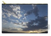 Sunset In New Mexico Carry-all Pouch