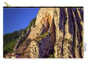 Sunset In Provence Carry-all Pouch by Elena Elisseeva