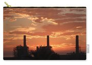 Sunset In Redondo Beach Carry-all Pouch