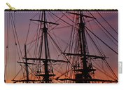Sunset In San Diego Harbor Carry-all Pouch
