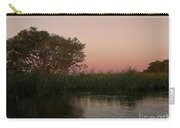 Sunset In Teh Pantenal Carry-all Pouch