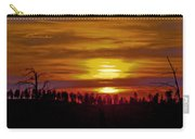 Sunset In The Black Hills 2 Carry-all Pouch