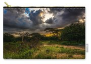 Sunset In The Bush Carry-all Pouch