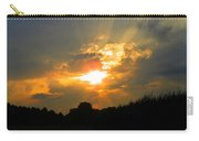 Sunset In The Cornfield 2 Carry-all Pouch