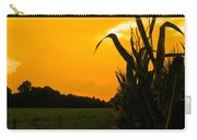 Sunset In The Cornfield Carry-all Pouch