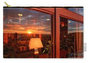 Sunset In The Lobby Carry-all Pouch
