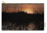 Sunset In The Pantenal Carry-all Pouch