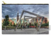 Sunset In The Park Carry-all Pouch