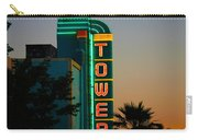 Sunset In The Ville Carry-all Pouch