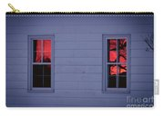 Sunset In The Windows Carry-all Pouch
