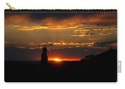 Sunset In Utah Carry-all Pouch