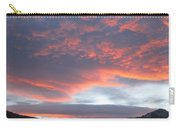 Sunset In Vail Colorado Carry-all Pouch
