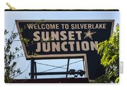 Sunset Junction Carry-all Pouch