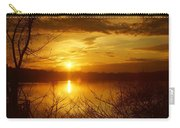 Sunset Lake Galena Carry-all Pouch