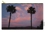 Sunset Landscape Xi Carry-all Pouch