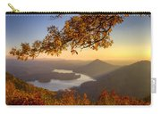 Sunset Light Carry-all Pouch by Debra and Dave Vanderlaan