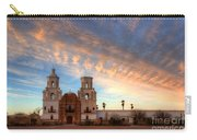 Sunset Majesty Mission San Xavier Del Bac Carry-all Pouch