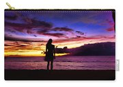 Sunset Maui Style Carry-all Pouch