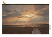 Walkway To The Sunset Carry-all Pouch