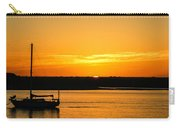 Sunset Morro Bay California Carry-all Pouch