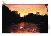 Sunset Near Rosemere - Qc Carry-all Pouch